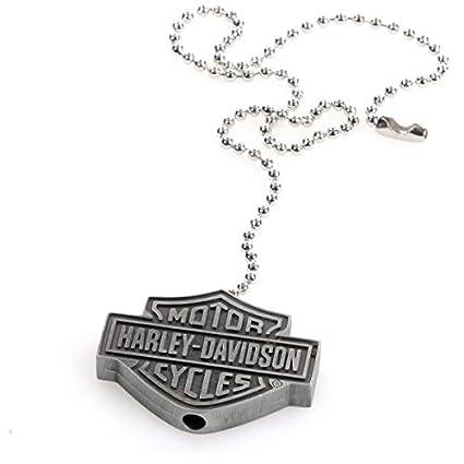 Harley-Davidson ® Bar & Shield cadena pull. Para lámparas, iluminación, ventiladores
