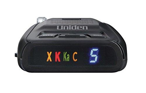 Uniden DFR3 Long Range Radar Laser Detection