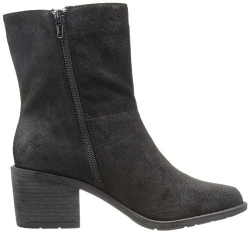 Black Boot Ilsa Suede Spirit Easy Women's fUwAHxcvq