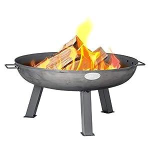 Harbour Housewares Cast Iron Fire Pit 75cm