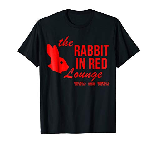 The Rabbit in Red Lounge T-Shirt