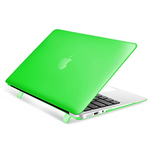 "UPC 889231976243, Macbook Air 13"" Case, Insten Hard Shell Snap On Case Cover Compatible With Apple Macbook Air 13"", Green"