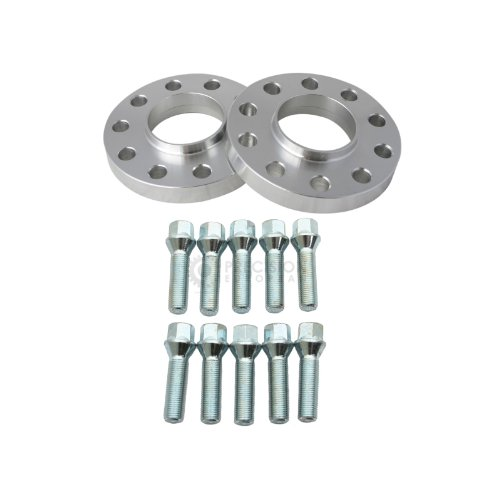 2pc-25mm-1-5x112-5x100-hubcentric-wheel-spacers-with-10pc-silver-lug-bolts-cone-conical-taper-seat-f