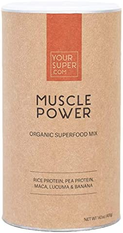 Your Super Organic Muscle Protein product image