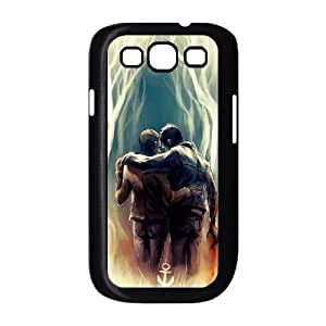 wugdiy DIY Protective Snap-on Hard Back Case Cover for Samsung Galaxy S3 I9300 with Teen Wolf
