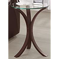 Benzara BM160136 End Table