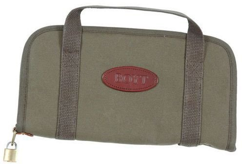 Boyt Harness Rectangular Handgun Case (OD Green, 16x10-Inch) by Boyt Harness