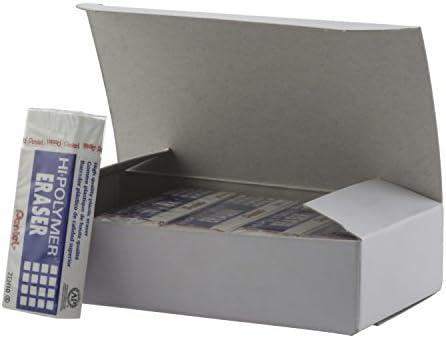 Pentel Hi Polymer Block Eraser ZEH10PC10