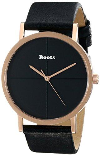 roots-womens-1r-lf133ba2b-muskoka-38-analog-display-japanese-quartz-black-watch