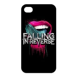 FEEL.Q- Unique Custom TPU Rubber ipod touch 4 Case Cover - Falling In Reverse