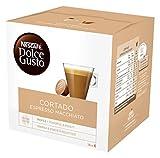 Nescafe Dolce Gusto Cortado Coffee Capsules
