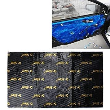 Uniqus Car Sound Insulation Rubber Sealing Strip Noise Windproof Door Rubber Seal Strip Sound Insulation Glue Sound Insulation Pad