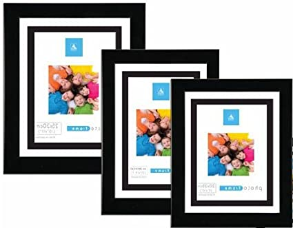 Amazoncom Anker Photopicture Frame Black 10 X 3 X 25 Cm