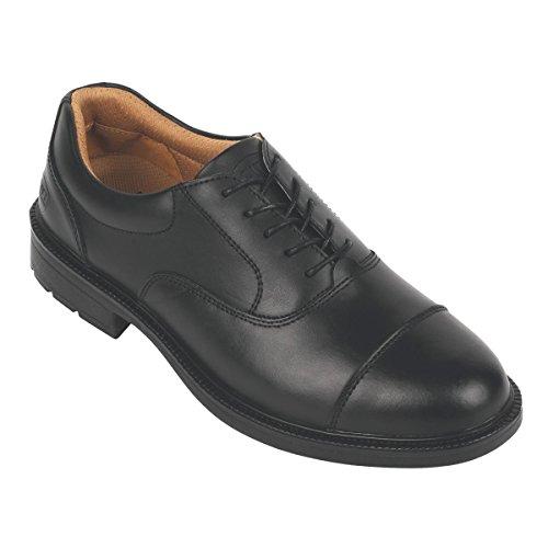 Pointure De Noir Chaussures Sécurité 40 Oxford chevaliers City 5 Executive waqfxC0A