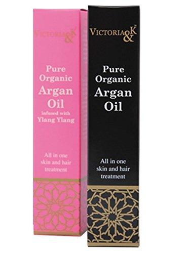Aceite de Argán y sin aroma con con forro 100% puro orgánico y aceite de