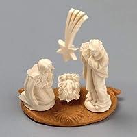 efco–Figuras de belén en Miniatura, Marfil, 20mm, Juego