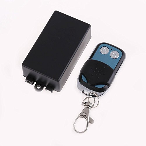 Chinatera DC 12V 2CH Channel Wireless RF Remote Control Switch Transmitter+ Receiver