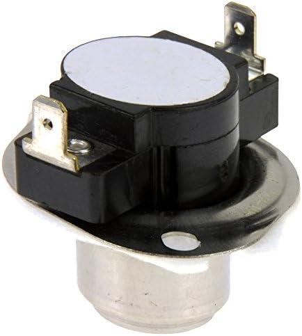 Rheem 47-104465-02 Flanged Airstream Limit Switch Auto Reset