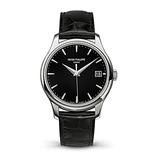 patek-philippe-calatrava-39mm-white-gold-watch-black-leather-strap