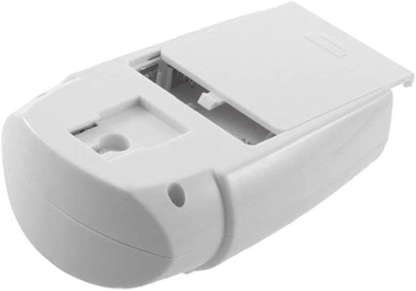 Deniseonuk 105BD Sound Remote Control Wireless Infrared Motion Detector Burglar Sensor Alarm Security Home System Adjustable mounting