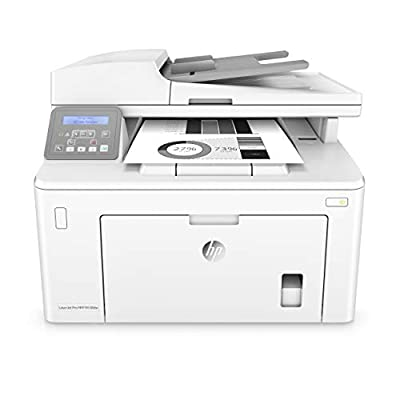 HP Laserjet Pro All-in-One Wireless Monochrome Laser Printer