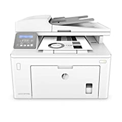 Easily print, scan, and copy professional-quality prints with this HP LaserJet Pro M148dw, ideal for 1–3 users printing less than 2,000 pages per month. Keep things moving with this all-in-one laser printer, which can reach print speeds of up...