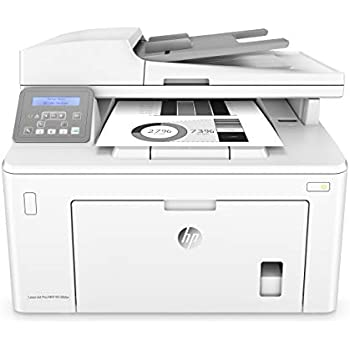 Amazon.com: HP LaserJet Pro M130fw All-in-One Wireless Laser ...