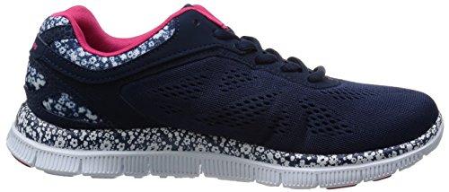 Skechers , Baskets mode pour femme Bleu bleu