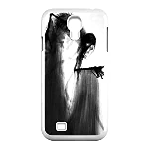 Deathly Hallows Samsung Galaxy S4 90 Cell Phone Case White gift pp001_6250235