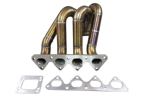 Civic D15 D16 D-Series T3 T4 Top Mount Turbo Manifold +
