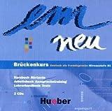 img - for em neu Bruckenkurs: CDs (2) book / textbook / text book