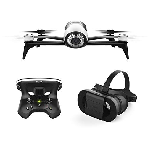 Parrot PF726203 Bebop 2 Quadcopter Drone with Skycontroller 2/Cockpit FPV