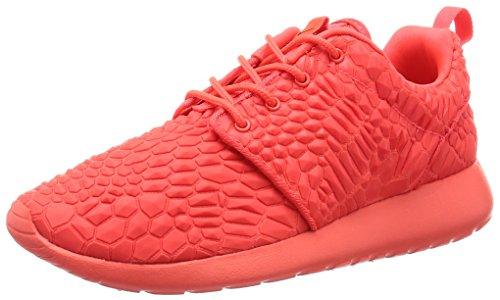 nike womens roshe one DMB running trainers 807460 sneakers shoes Bright Crimson