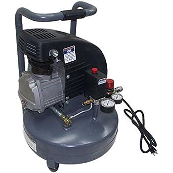 Amazon Com 2hp Portable 4 Gallon Electric Air Compressor