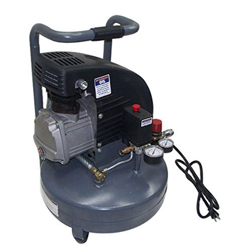 2HP Portable 4 Gallon Electric Air Compressor Pancake 4 CFM @ 90 PSI