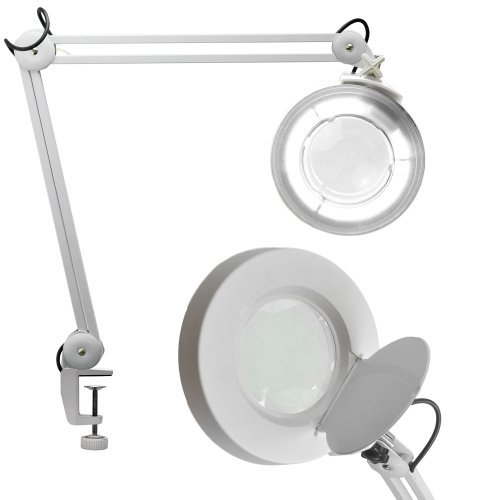 Fluorescent Magnifying Lamp by Chicago Electric (Image #4)