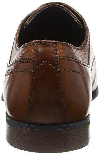 07df8b90 ... Daniel Hechter 811120011100 - Zapatos de cordones derby Hombre Marrón -  Braun (cognac 6300) ...