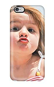 Defender Case With Nice Appearance (cute Little Girl) For Iphone 6 Plus