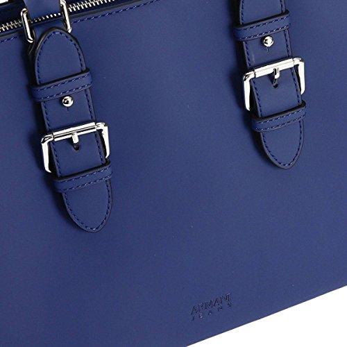 Armani Jeans Shopping Donna Austria Con Fibbie 9222107A772 BLU