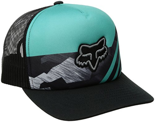 Fox Men's Dust Storm Snapback Hat, Aqua, One Size (Fox Hat Snapback)