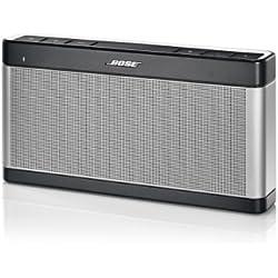 Bose ® SoundLink Bluetooth Speaker III - Silver