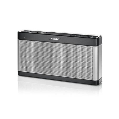 enceinte bluetooth bose soundlink 3 solide et puissante. Black Bedroom Furniture Sets. Home Design Ideas