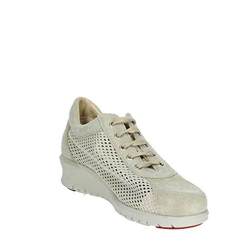 Cinzia Soft 9884 Niedrige Sneakers Damen Beige