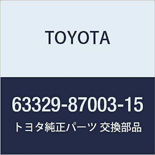 Genuine Toyota 63329-87003-15 Sunroof Opening Trim Molding