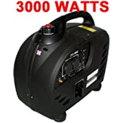 New 2015 DG-3000 Digital 3000 Watt Generator Inverter Pure Sinewave