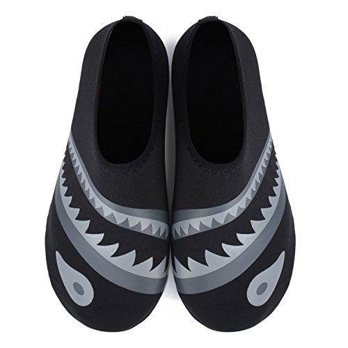 Barefoot Surf Shoes Shoes Shark Swim Unisex for Water Dive L Skin RUN Beach Yoga Run tq4Ivv