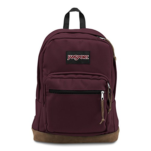 JanSport Right Pack Laptop Backpack - Dried Fig