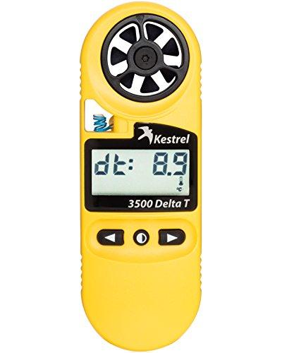 Kestrel 3500DT Delta-T Pocket Weather Meter / Agriculture Spray Meter
