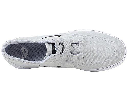 NIKE D Clutch 5 US white SB Men's 7 grey Shoe black wolf rqnvrwEzA