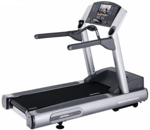 Life Fitness Remanufactured 95Te Treadmill with LCD console - Life Fitness Treadmill 95te